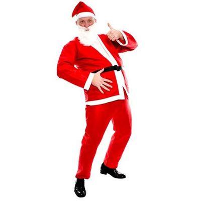 Foto van Kerstman kostuum