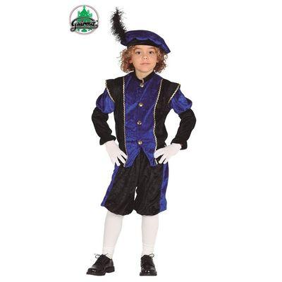 Foto van Pietenpak blauw kind