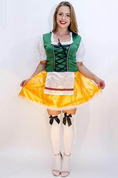 Oktoberfest jurkje Helga