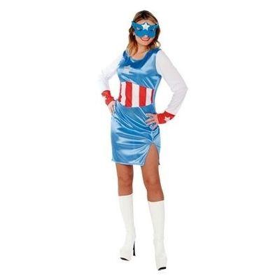 Foto van Captain America jurkje