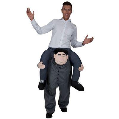 Foto van Carry me Kim Jong Un