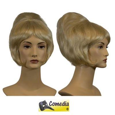 Theaterpruik beehive blond
