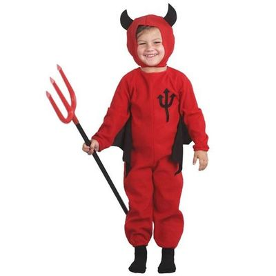 Foto van Kleine duivel - kostuum