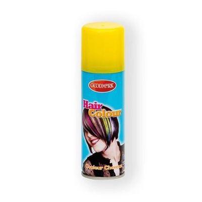 Haarspray kleur geel (goodmark)