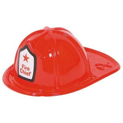 Kinder Brandweerhelm/stk