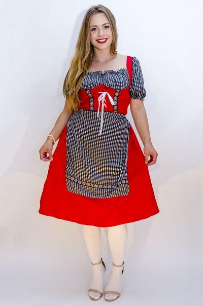 Oktoberfest dirndl jurk Karin
