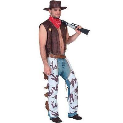 Cowboy pak - heren