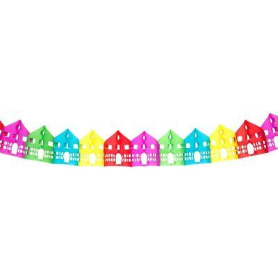 Mini Slinger Papier Huis 2mtr
