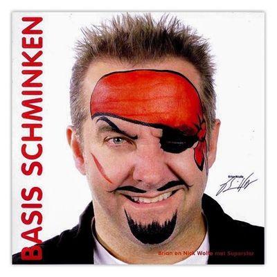 Foto van Schminkboek Basis schminken
