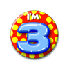 Afbeelding van Button 3 jaar