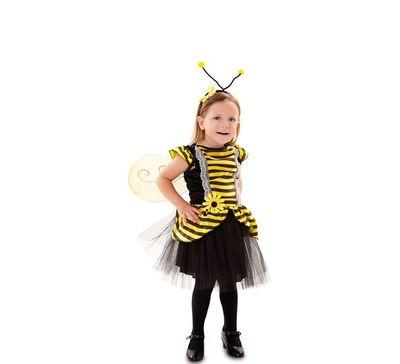 Bijen jurkje kleuter