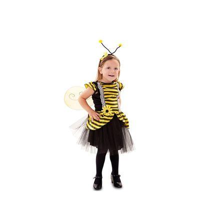 Foto van Bijen jurkje kleuter