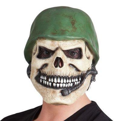 Masker soldatenschedel