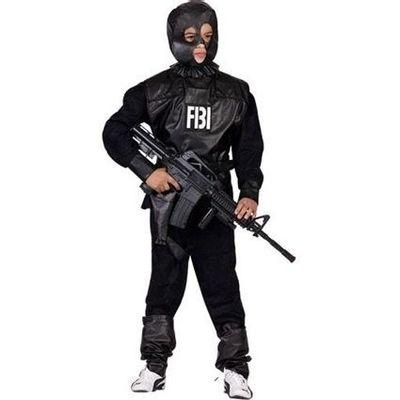 FBI kostuum kind