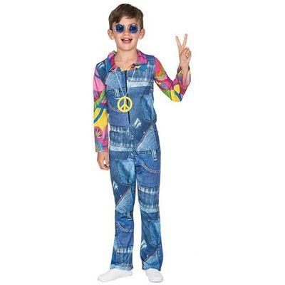 Hippie outfit jongen