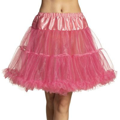 Foto van Petticoat neonroze luxe