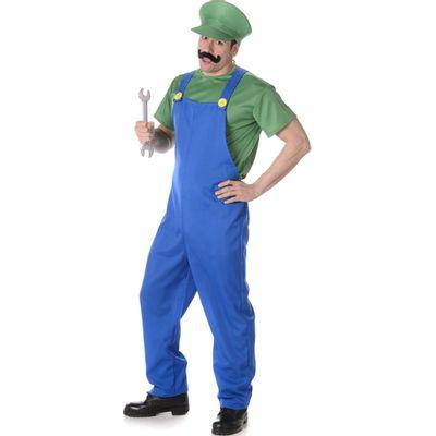 Foto van Luigi kostuum luxe