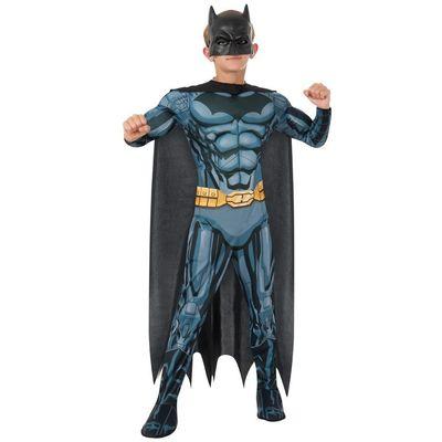 Foto van Batman pak kind gespierd