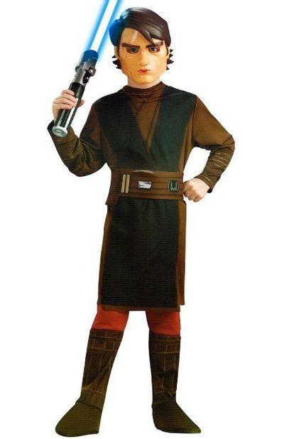 Anakin Skywalker kostuum jongens
