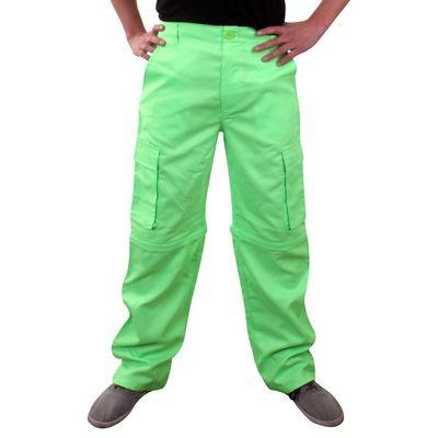 Foto van Fluor groene broek