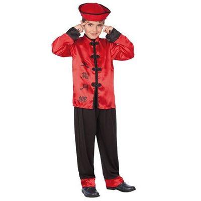 Chinees kostuum kind