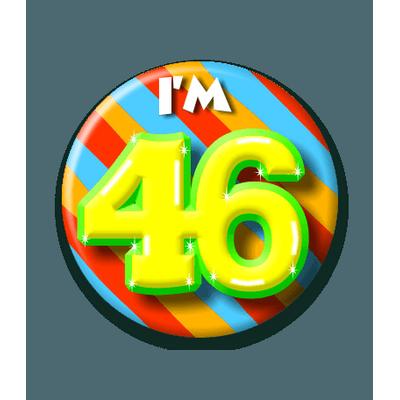 Foto van Button 46 jaar