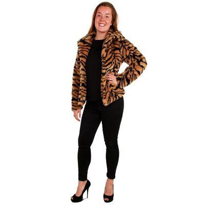 Bontjas tijger dames