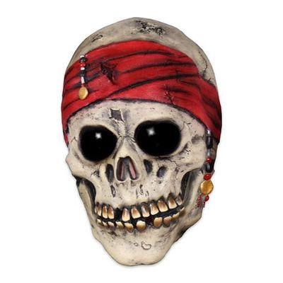 Masker piraten doodshoofd