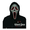 Afbeelding van Scream masker met licht