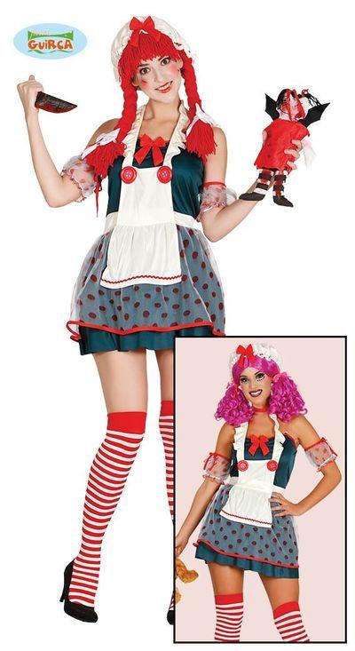 Halloween pop kostuum