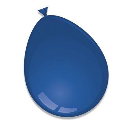 Foto van Ballonnen koningsblauw 10st (30cm)