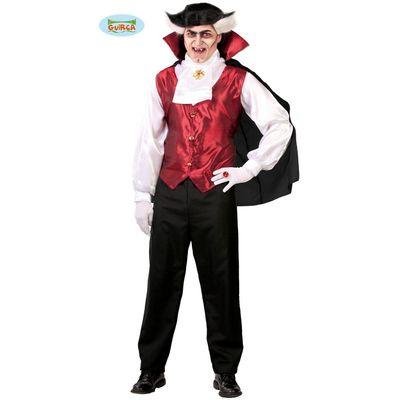 Foto van Dracula kostuum