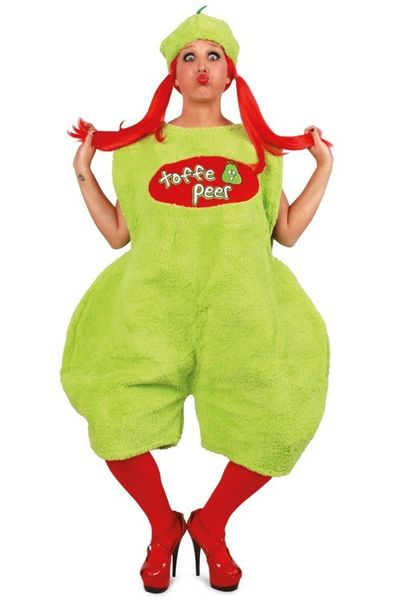 Toffe peer kostuum unisex