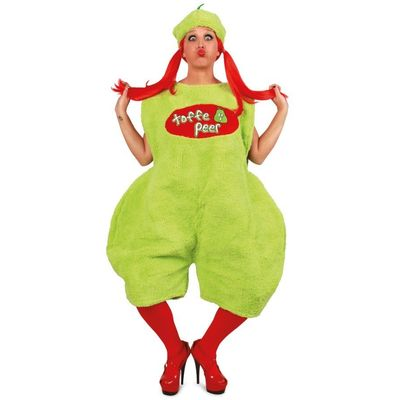 Foto van Toffe peer kostuum unisex