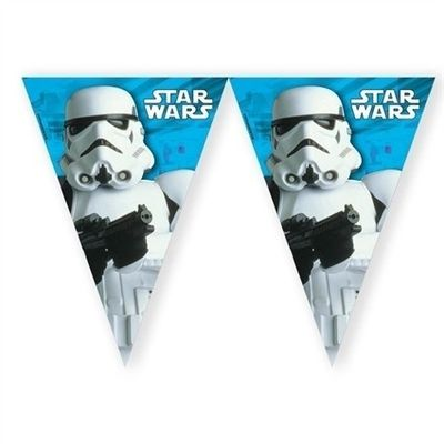Foto van Vlaggenlijn Star Wars