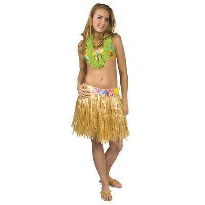Hawaiirokje naturel (45 cm)