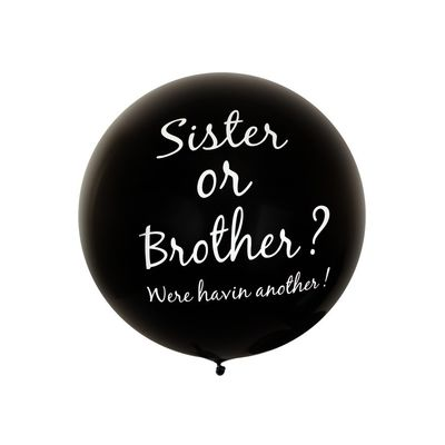 Foto van Ballon gender reveal