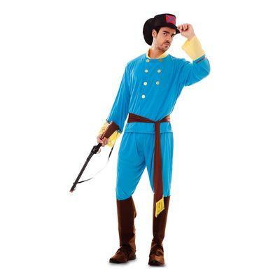 Foto van Western kostuum - confederaal