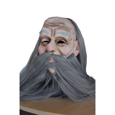 Foto van Perkamentus masker