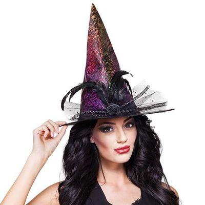 Foto van Magische heksenhoed