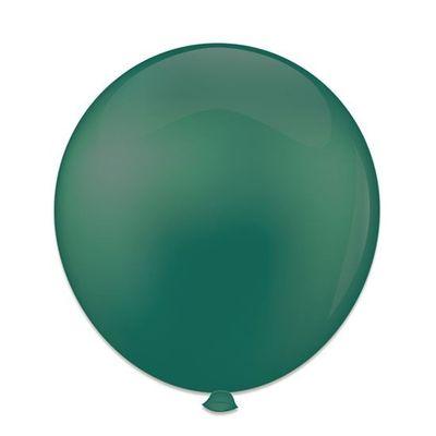 Ballonnen kristal groen (61cm)