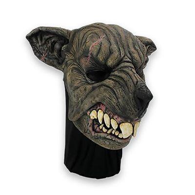 Masker Halloween rat