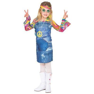 Hippie jurkje meisje