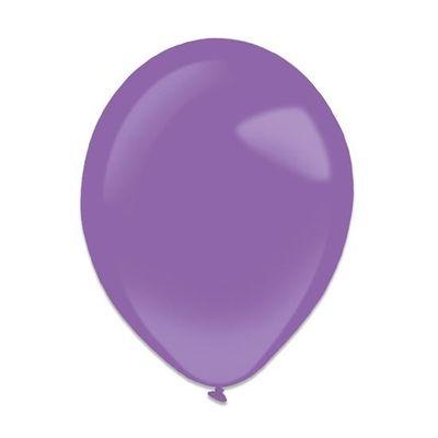 Ballonnen new purple (13cm) 100st