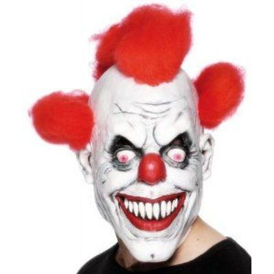 Foto van Evil clown masker