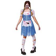 Zombie tiroler jurkje