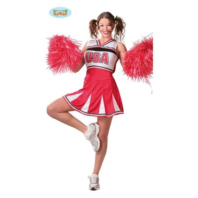 Foto van Cheerleader kostuum USA