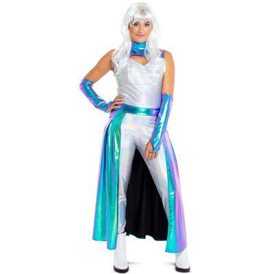 Foto van Space kostuum - dames