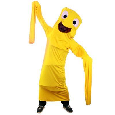 Foto van Funny windsock kostuum kind - geel