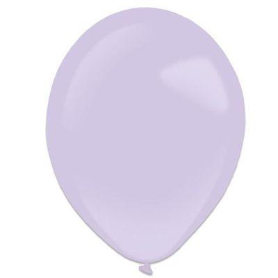Ballonnen lavender (28cm) 50st